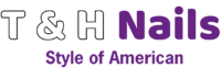 T & H Nails Logo